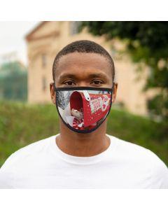 Christmas Mailbox Face Mask