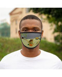 Bearded Dragon Farmer Face Mask