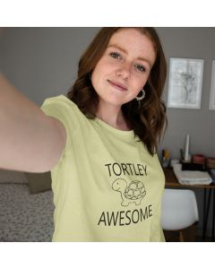 Tortley Awesome Unisex Jersey Short Sleeve Tee