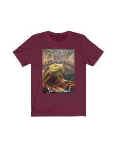 Yer a Lizard Unisex Jersey Short Sleeve Tee