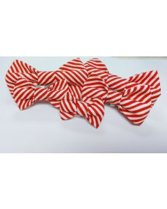 Candy Cane Bows